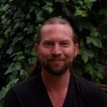 portret van body stress release practitioner Jochem Alink